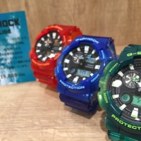 G-SHOCK summer collection☆