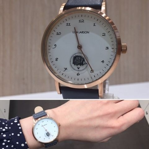 hot sale online a6ada 84e4c リサ・ラーソンの腕時計   BLOG   チックタック(TiCTAC)