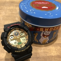 【G-SHOCK】MANEKINEKO!