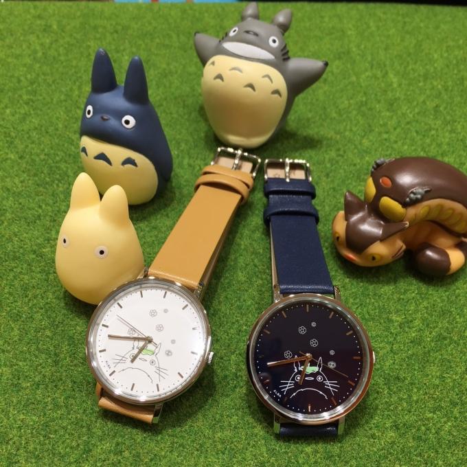 大人可愛いトトロの腕時計 マークイズ東静岡店 Blog チック