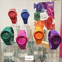 PLAY WITH COLORS!【ice watch】