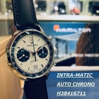 【HAMILTON】INTRA-MATIC AUTO CHRONO