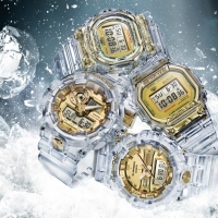 【本日発売!】 G-SHOCK GLACIER GOLD
