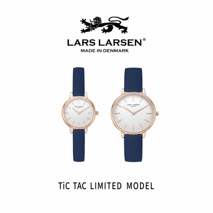 【LARS LARSEN】TiCTAC LIMITED MODEL発売!