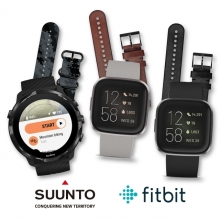 【fitbit】【SUUNTO】TiCTAC限定ベルトセット一部店舗で発売!