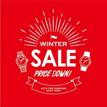 2019 WINTER SALE!!!